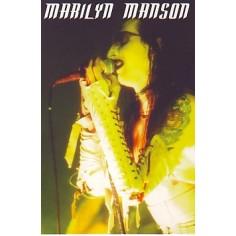 Postcard Marilyn Manson