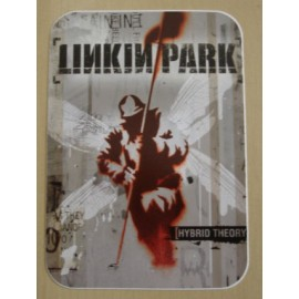 Sticker Linkin Park - Hybrid theory