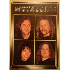 Postcard Metallica