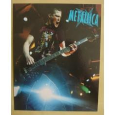 Postcard Metallica (giant)