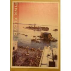 Carte postale Pink Floyd - Live in Venice