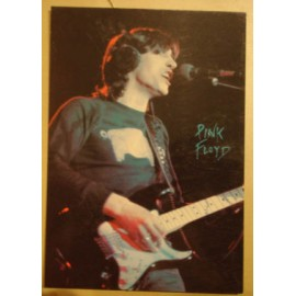 Postcard Pink Floyd - Roger Waters