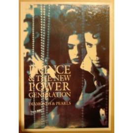 Postcard Prince - Diamonds and pearls