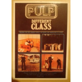 Carte postale Pulp - Different class