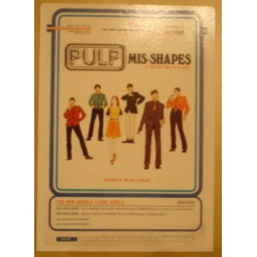 Postcard Pulp - Mis-shapes