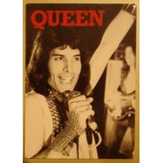 Postcard Queen