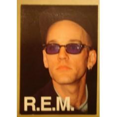 Carte postale R.E.M