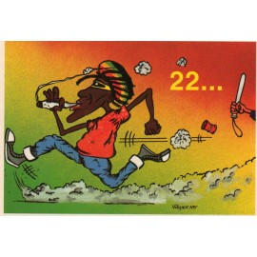 Postcard Reggae - Jimmy 22...