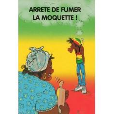 Postcard Reggae - Jimmy arrete de fumer