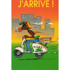Postcard Reggae - Jimmy j'arrive