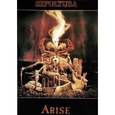 Postcard Sepultura - Arise
