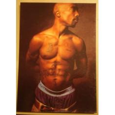 Postcard Tupac