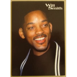 Postcard Will Smith