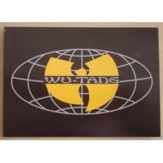 Postcard Wu Tang