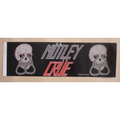 Sticker Motley Crue
