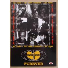 Postcard Wu Tang - Forever