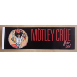 Sticker Motley Crue - Allister Fiend