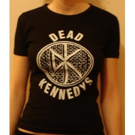 Top fille moulant Dead Kennedys