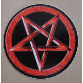 Sticker Pentagram