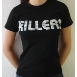 Top fille moulant Killers