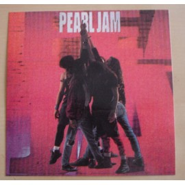 Sticker Pearl Jam - Ten