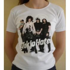 Skinny Tokio Hotel white