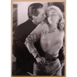 Photo Basic Instinct [Sharon Stone & Michael Douglas]