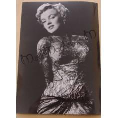 Photo Marilyn Monroe