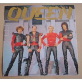 Sticker Queen - Radio Ga Ga