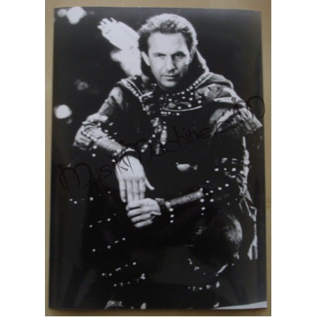 Photo Kevin Costner [Dances with Wolves]
