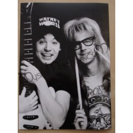 Photo Wayne's World [Mike Myers & Dana Carvey]