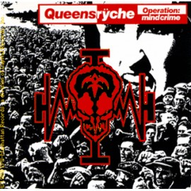 Sticker Queensrÿche - Operation:Mindcrime