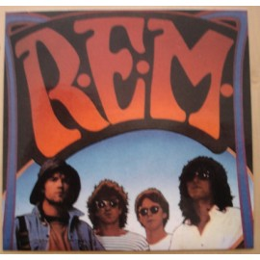 Autocollant R.E.M