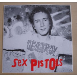 Sticker Sex Pistols