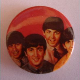 Badge Beatles