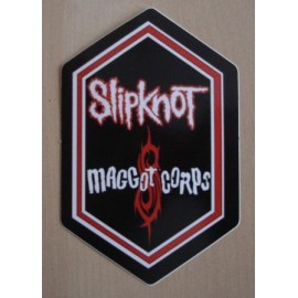 Sticker Slipknot - Maggot corps