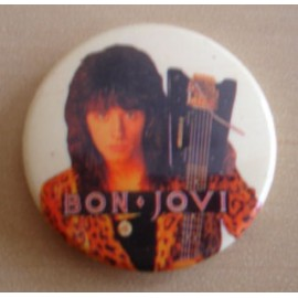 Badge Bon Jovi