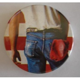 Badge Bruce Springsteen