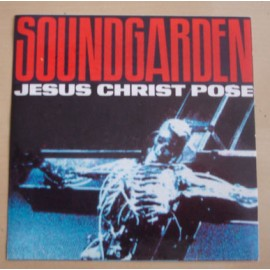 Sticker Soundgarden - Jesus Christ Pose