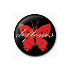 Badge Deftones