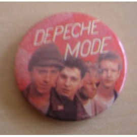 Badge Depeche Mode
