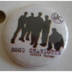 Badge Good Charlotte - Little things