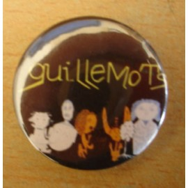Badge Guillemots