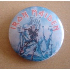 Badge Iron Maiden