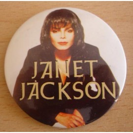 Badge Janet Jackson