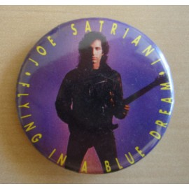 Badge Joe Satriani - Flying in a blue dream