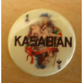 Badge Kasabian