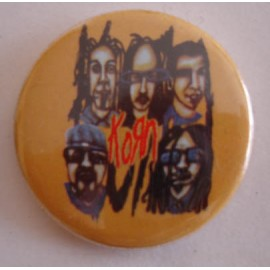 Badge KoRn