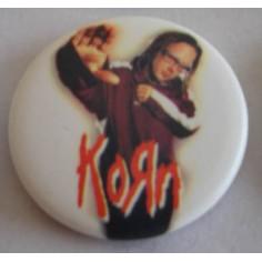 Badge KoRn - John