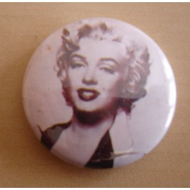Badge Marilyn Monroe